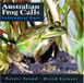 CD cover: Australian Frog Calls - Subtropical East